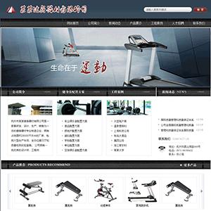 运动器材公司网站 - 金康云企业自主建站